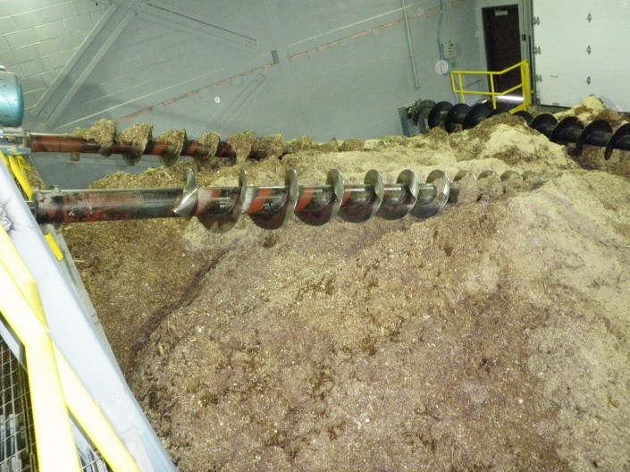 Augers & Wood Chips