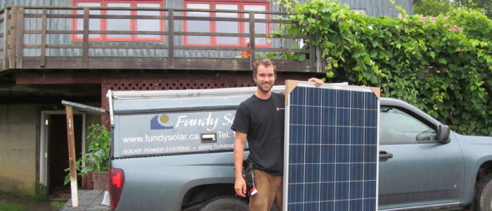 Fundy Solar photovoltaic